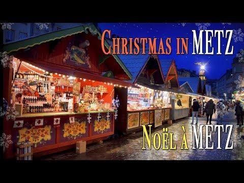 Christmas in Metz - Noël à Metz