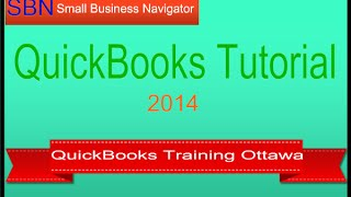 Download Video QuickBooks Training Ottawa MP3 3GP MP4