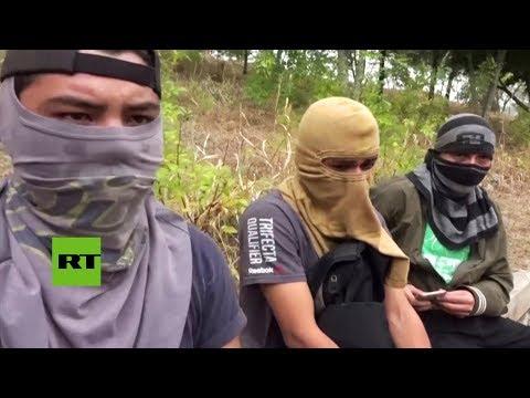 Una nueva jornada de protestas de opositores en Honduras