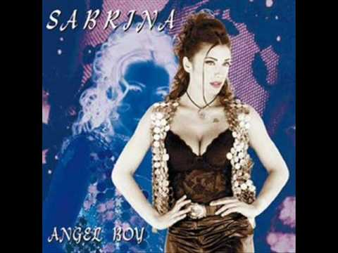 Sabrina Salerno - Angel boy (extended mix)