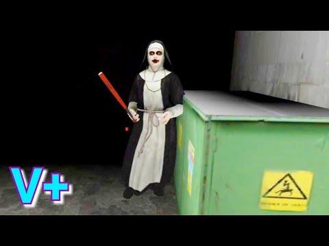 Stepmom In Hello Grandpa Horror Game