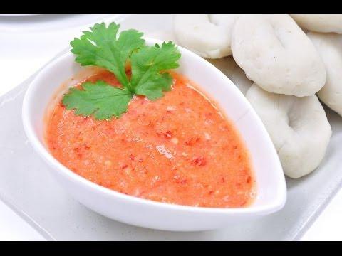 น้ำจิ้มซีฟู้ดพริกแดง Seafood Sauce