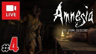 "[Archiwum] Live - AMNESIA: The Dark Descent! (2) - [2/2] - ""Panika i wiertło"""