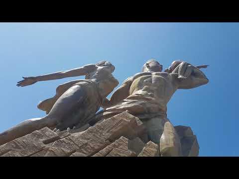 Travelling with Tasos To Dakar Senegal Africa