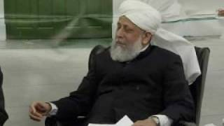 Huzoor's Meeting With Khuddam-ul-Ahmadiyya Students - Part 4