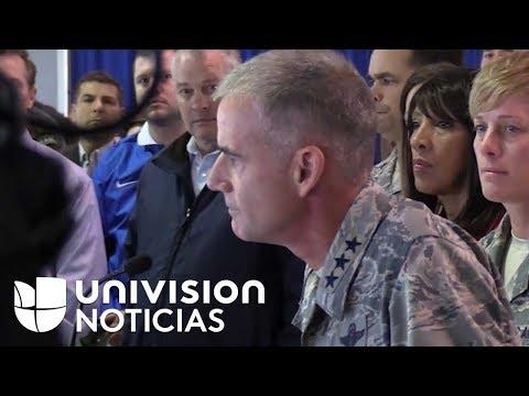 """""""Lárguense"""", dice director de la Academia de Aviación militar a los racistas tras incidente"""