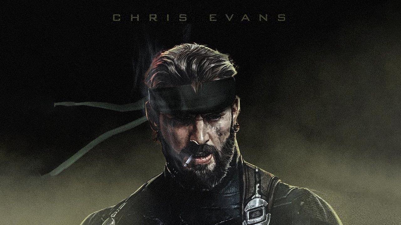 Metal Gear Solid Movie - Fan Casting Every Major Role