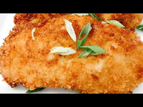 How to make Panko Crusted Chicken