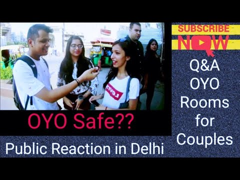 Oyo rooms for unmarried couples|Safe| Janiye Logo ka Reaction OYO is Safe or not | Oyo Rooms