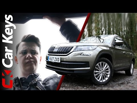 Skoda Kodiaq 2017 Review – First Drive – Car Keys