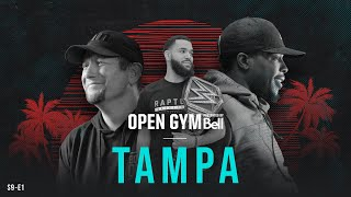 Open Gym pres. by Bell S9E1 | Behind the scenes in Tampa and Norman Powell's crib