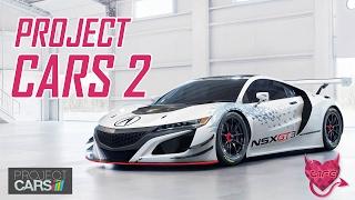 Trailer Project Cars 2 - Scenes - PS4 - HD
