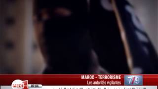 Terrorisme: Arrestation de 6 personnes à Berkane