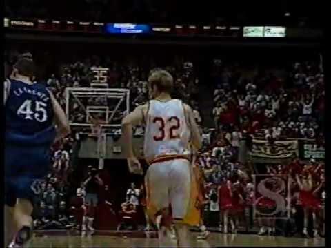Fred Hoiberg - 1995 NBA Draft Coverage