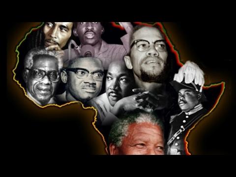 Les Héros du monde Noir en Afrique