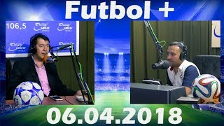 Футбол плюс (06.04.2018)