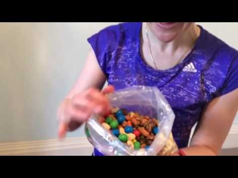Trail Mix Recipe for Hill Running