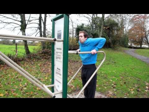 Outdoor Fitness Equipment - OnlyOutdoors.ie