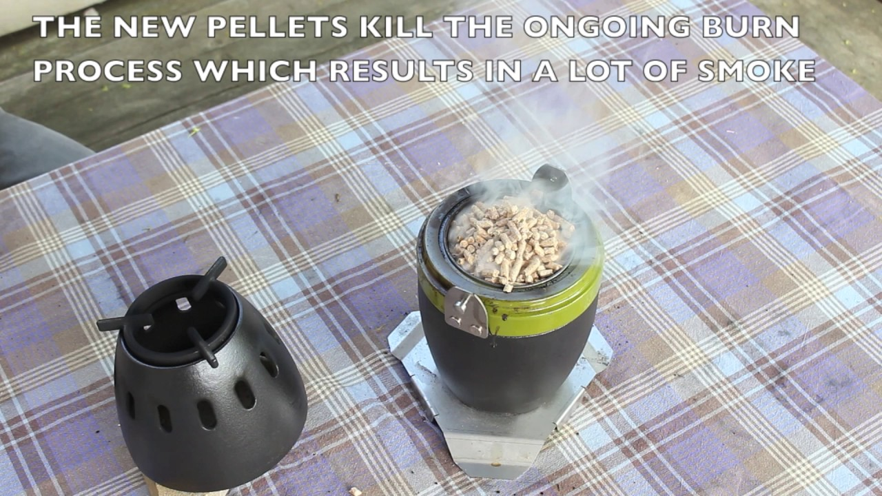 ikipele adding pellets the wrong way youtube