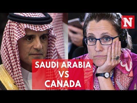 Canada Vs Saudi Arabia: Diplomatic Feud Explained