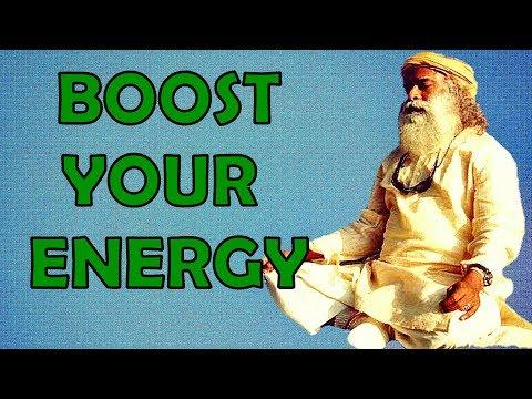 Sadhguru   Meditation as a self charging mechanism