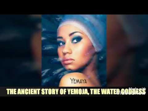 Download THE STORY OF YEMOJA, THE WATER GODDESS
