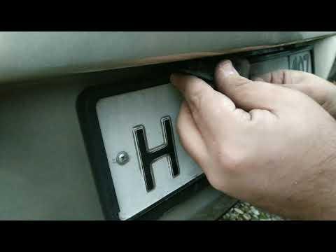 Замена ламп и фильтров. Opel Astra J