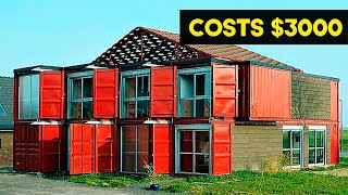 10 Coolest Container Houses In The World