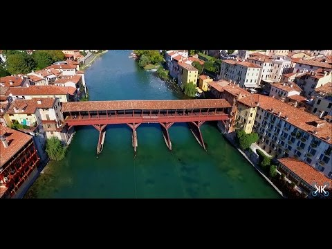 Bassano del Grappa - A beautiful city to visit!