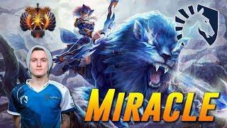 Miracle Mirana | Team Liquid | Dota 2 Pro Gameplay
