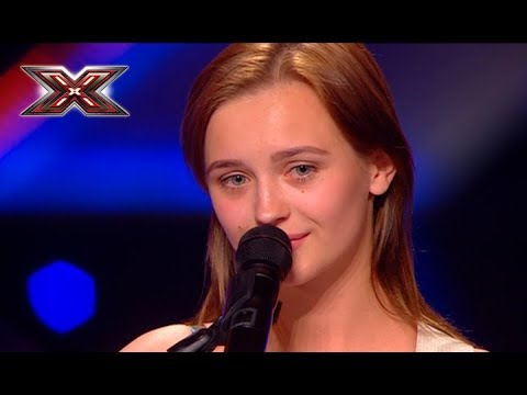 Thanks to X Factor, this girl revealed herself and found her calling in this world