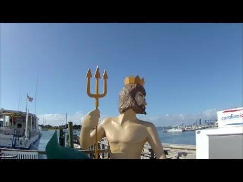 North Carolina Seafood Festival 2017 - Morehead City, North Carolina - Oct. 6, 2017
