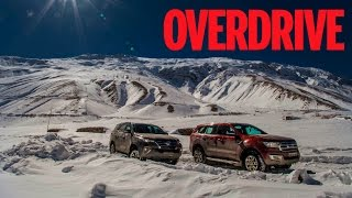 2017 Toyota Fortuner vs Ford Endeavour