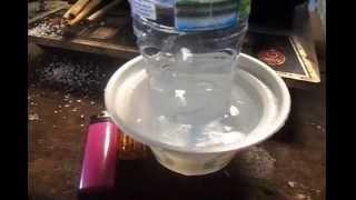 Cách làm máng nước tự động