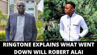 Alikua Amelewa Gospel Artist Ringtone Apoko Explains How It Went Down With Blogger Robert Alai.