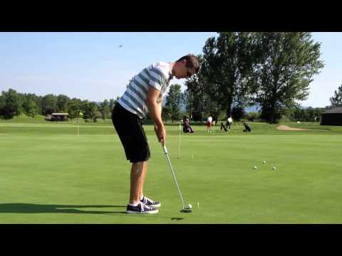 Scoring Clinic – How to improve your putting