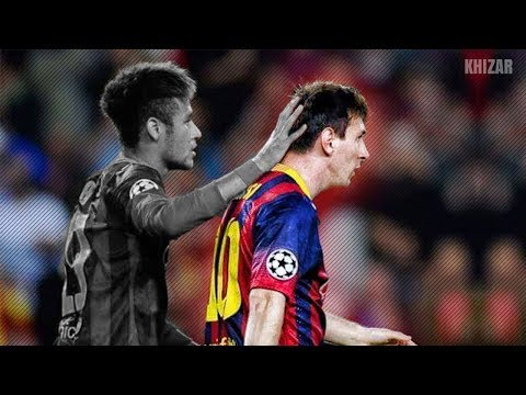 This Is Why Leo Messi & Neymar Jr Were The Best Duo Ever In Football History | HD