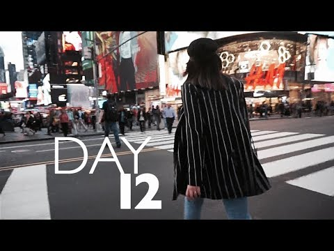 WHAT NEW YORKER'S REALLY THINK! Vlogtober #12