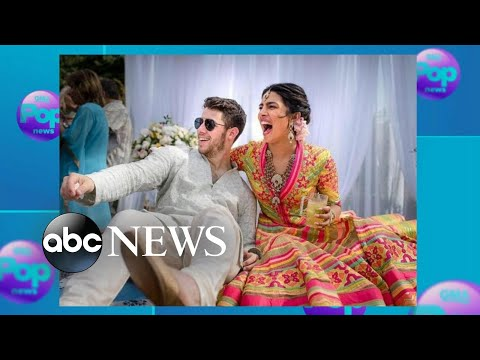Priyanka Chopra and Nick Jonas exchange vows in India