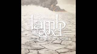 Lamb of God - Desolation [HD - 320kbps]
