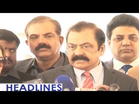 Headlines 9 PM - 23 February 2018 | Aaj News