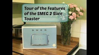 Tour of the Features of the SM…