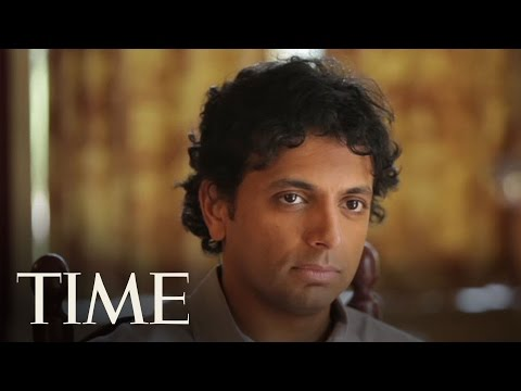 10 Questions for M. Night Shyamalan