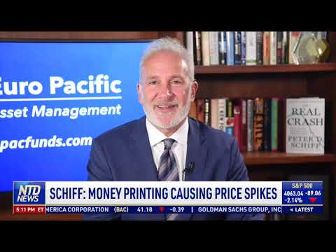 Surplus of Printed Dollars Bidding Up Product Prices