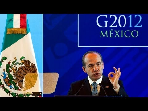 G20 Foreign Ministers Meet in Los Cabos, Mexico