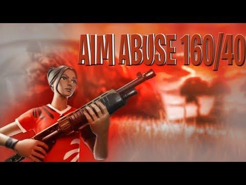 FORTNITE STRIKE PACK FPS DOMINATOR AIM ABUSE 160/40 (PS4, XBOX ONE