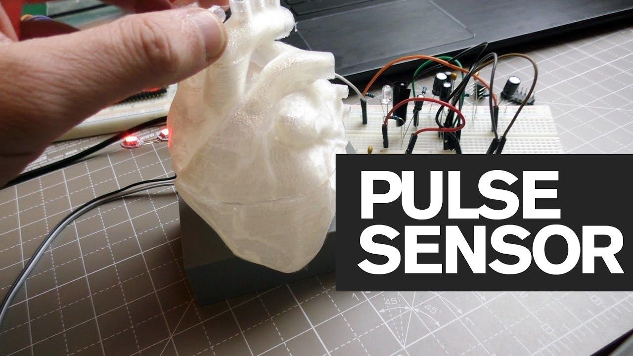 Infrared Pulse Sensor Youtube Missing Detector Circuit Using Ne555