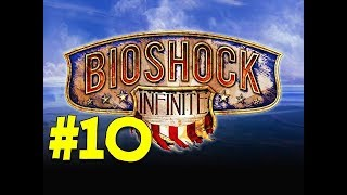 Bioshock Infinite - Walkthrough/Gameplay - Part 10 [War] (XBOX 360/PS3/PC)