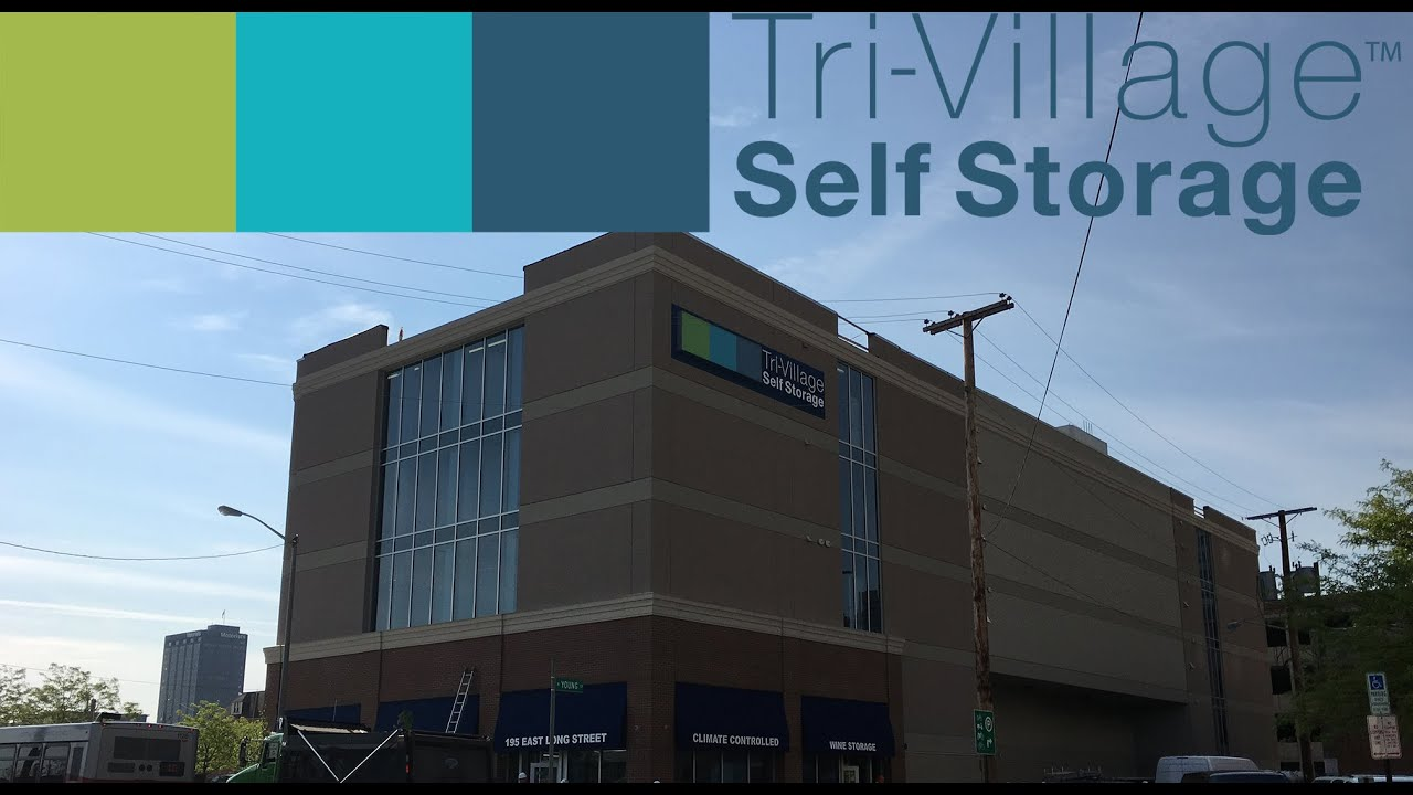 Tri Village Self Storage Downtown Columbus Oh