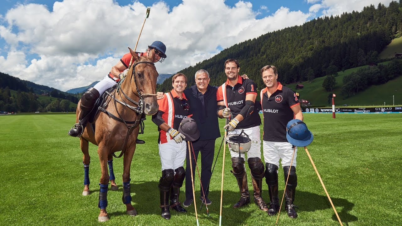 HUBLOT POLO GOLD CUP GSTAAD - DAY 2